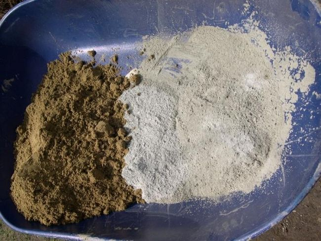 cement pijesak smjese