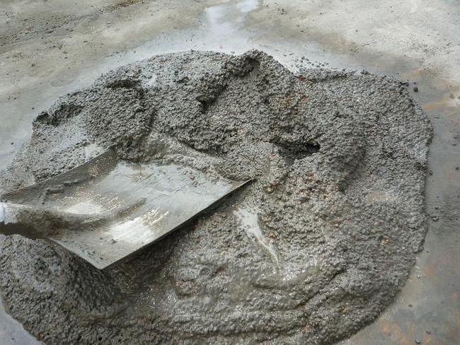 suho gipsa mješavina cementa pijeska
