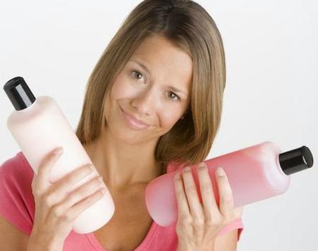 šampon pripravci