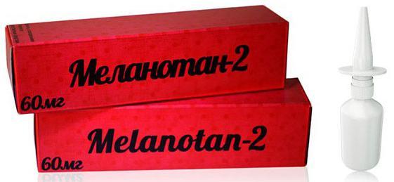 Спрей для загара «меланотан»: отзывы