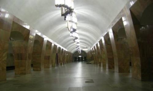 Moskva Subway marksistički