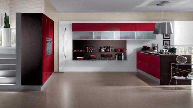 Zid ploča u kuhinju. Postavljanje zidnih panela u kuhinji sa svojim rukama