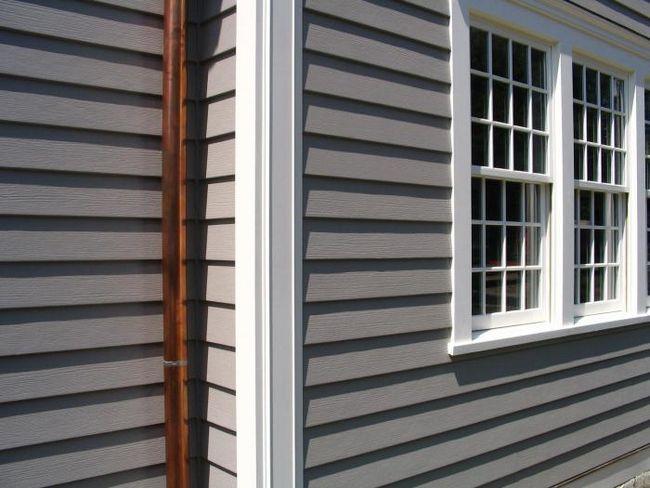 Zidni paneli za vanjsko uređenje kuće: vrste i opisa