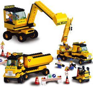 građevinske opreme puta za djecu