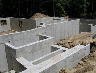 Применение строительных растворов