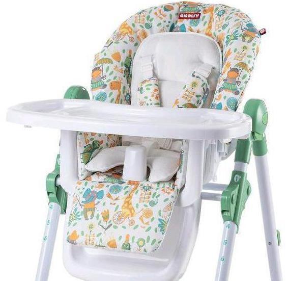 стульчик для кормления amalfy gb 008