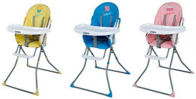стульчик для кормления Babyton фото