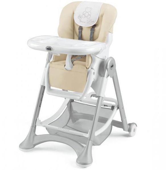 Детский стульчик для кормления cam