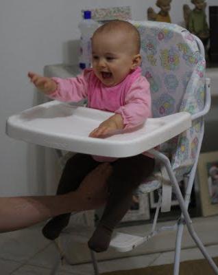 стульчик для кормления happy baby kevin