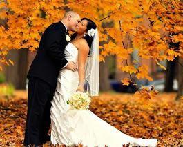 Свадьба в октябре: приметы. Приметы на свадьбу невесте