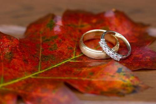 Vjenčanje u septembru. Njeno veličanstvo prirode - za tebe!