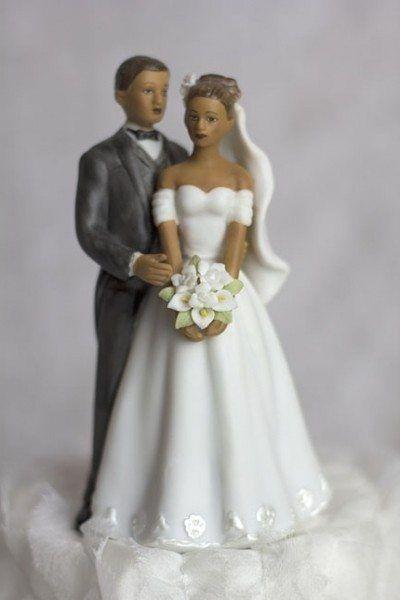 vjenčanje figurica na torti