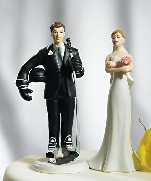 Funny figurice na svadbenu tortu