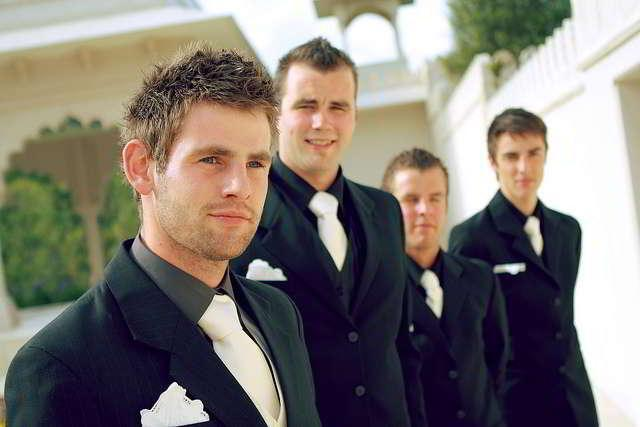 Vjenčanje snimke mladenka i mladoženja