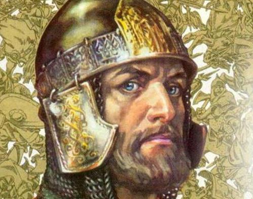 Na ikonu u Nevskog Alexander
