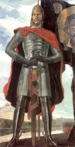 Ikona Alexander Nevsky vrijednost
