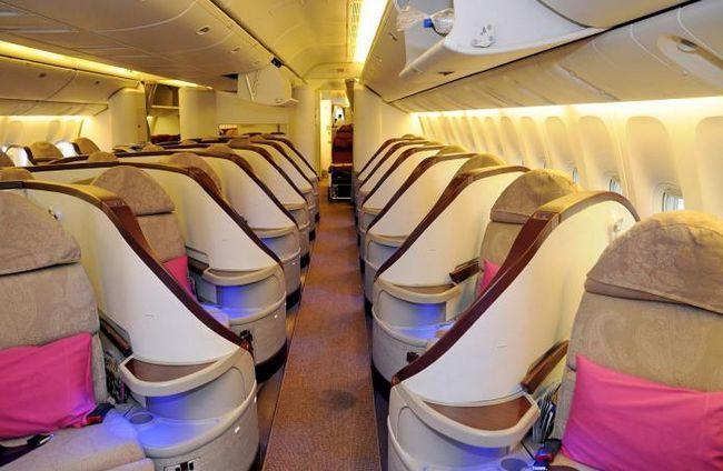 Thai Airways recenzije