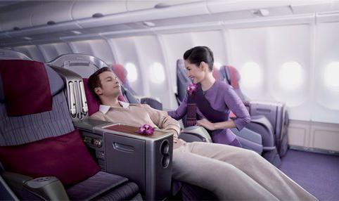 Thai Airways avioni