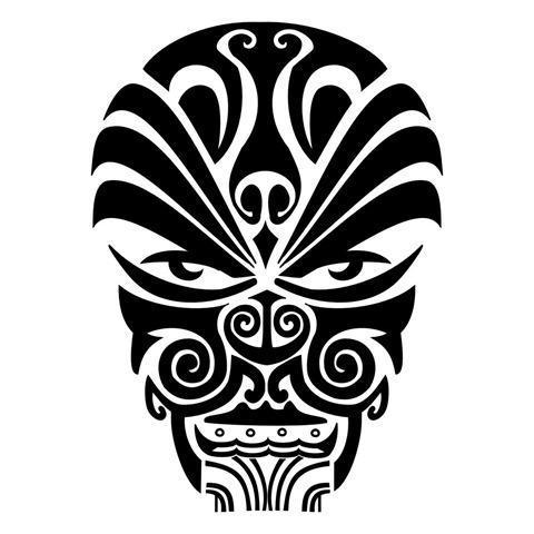 маори тату эскизы