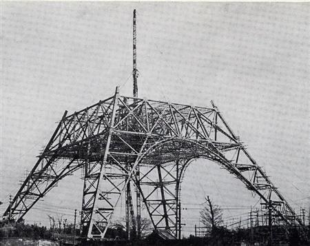 Телевизионная башня: токио (япония)