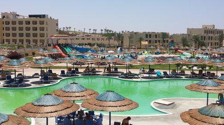 Tia Heights Makadi Bay (Egipat / Makadi): opis, recenzije