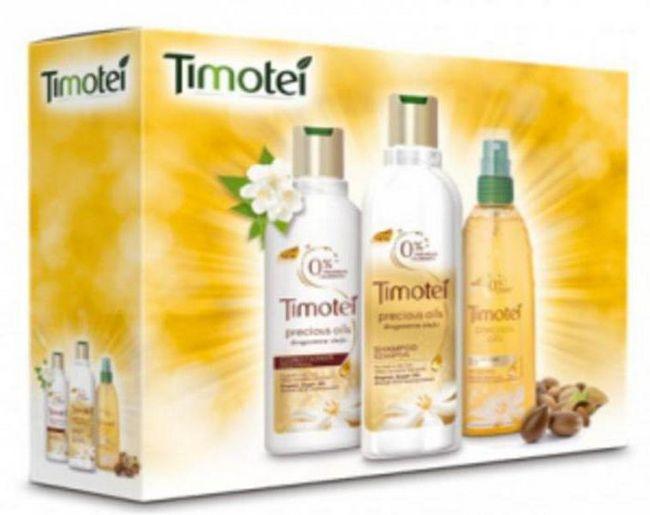 """Timothy"" - šampon za bilo kose. Recenzije šampona Timotei"