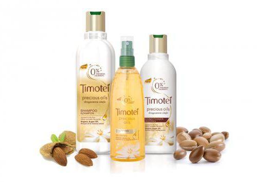 шампунь тимотей драгоценные масла