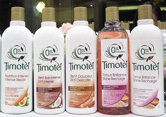 шампунь тимотей отзывы