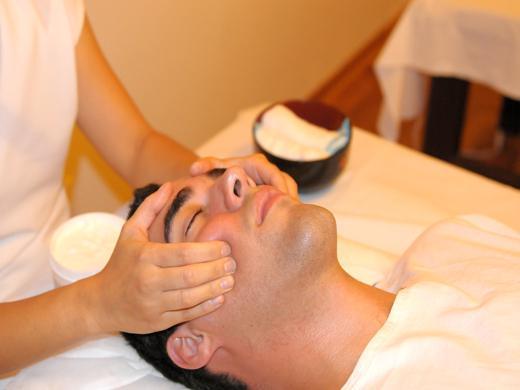 Точечный массаж лица - эффективное воздействие на кожу. Массаж для омоложения лица