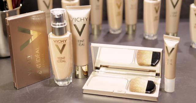 teint ideal vichy отзывы
