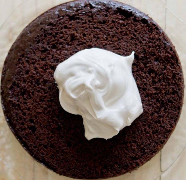 Black Prince torta sa kondenzirano mlijeko