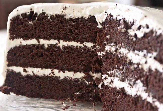 kolač Black Prince u multivarka