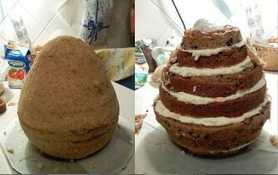 Kinder Surprise torta Foto