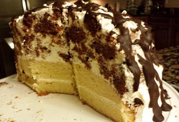 torta recept kovrčava pinscher