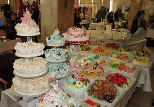 Castle of Love Saratov beba kolača