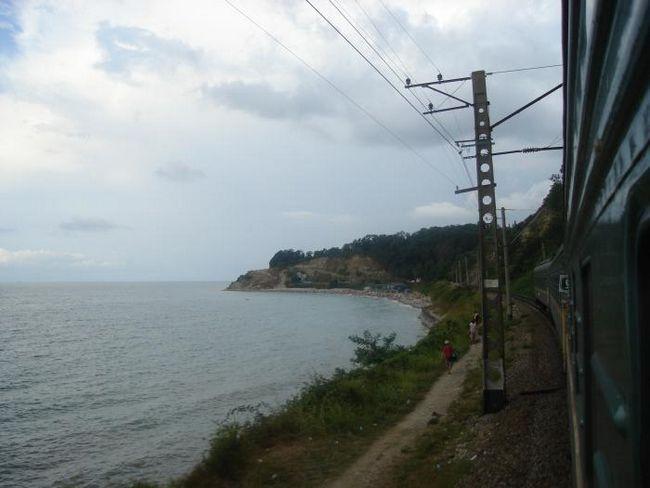 kako doći do željezničke Krasnodar