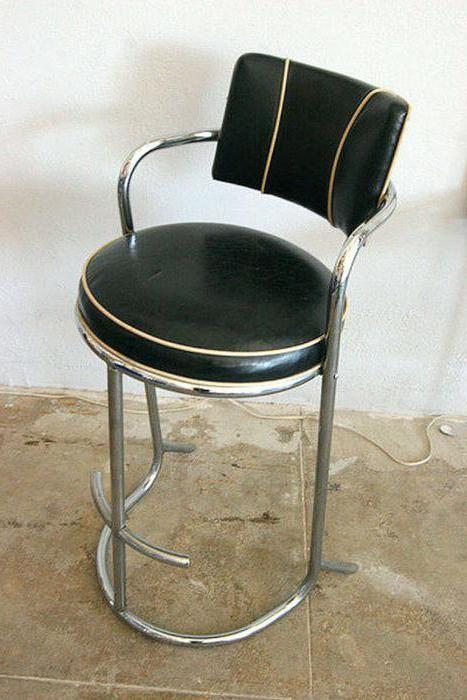Трубы хромированные для мебели. Свойства, использование