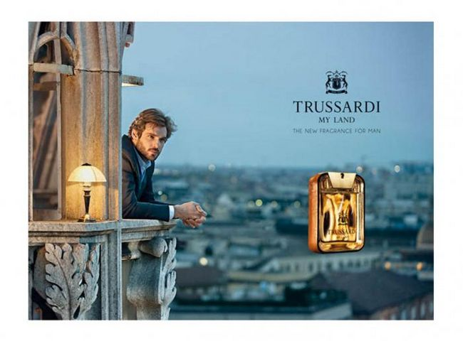 """""""Trussardi"""" (miris) - Osnova za dinamičnim stilom"""