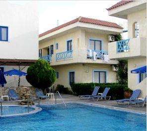Tsalos plaža hotela 3 * (Grčka / Kreta) - fotografije i recenzije