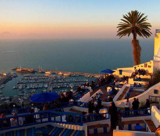 Tunis je zemlja