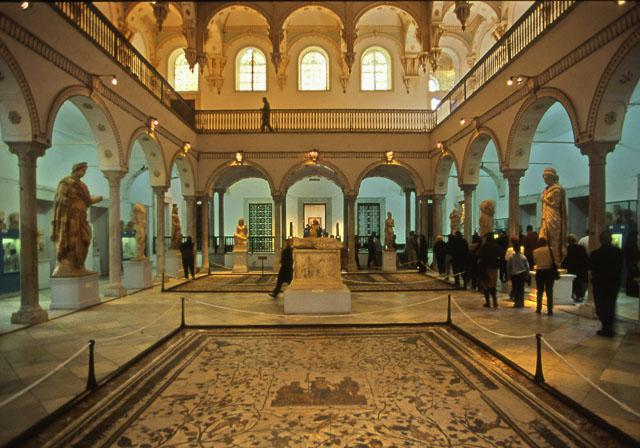 Bardo muzej u Tunisu