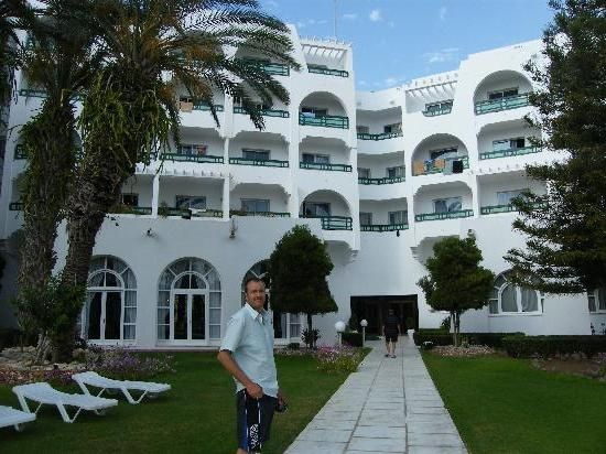 Tunis Marhaba pošasti