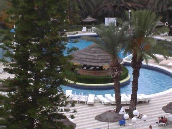 Hotel Marhaba Tunis pošasti