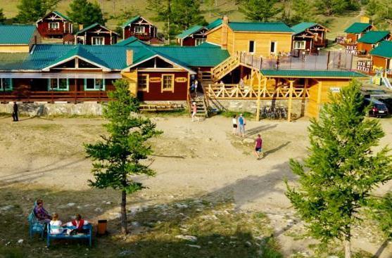 kamp na Maloj moru Bajkalskog jezera