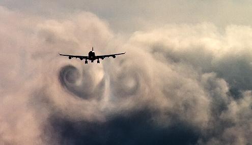 Turbulencija u avionu