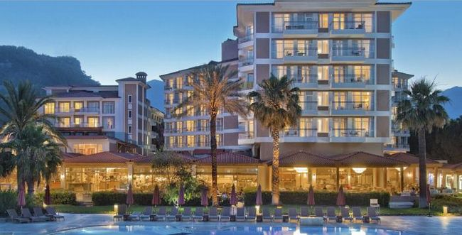 Turska (Kemer) Hotel Akka alinda hotela 5 *: recenzije, opisi