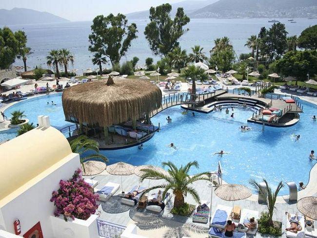 Odmor u Turskoj Hoteli Bodrum