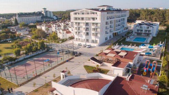 Turska, Sarp Hotel 4 * hotela u Beleku. Recenzije i opis