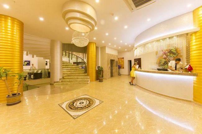 SARP Hoteli Belek 4 recenzije