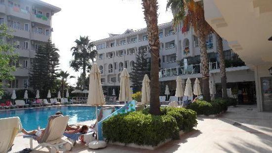 Side Turska cene hotela